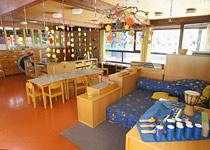 Gruppenzimmer im Kindergarten Ohmden