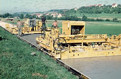 Betonweg-Wiestal