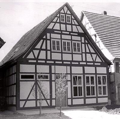 Kindergarteneinweihung-1955