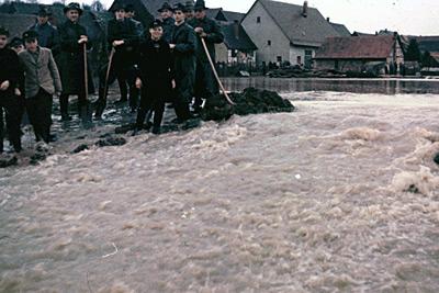 Hochwasser-Farrenstall