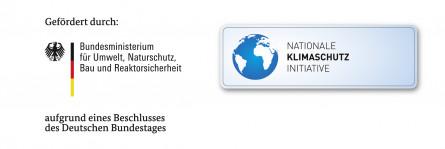 Logos Umstellung Straßenbeleuchtung