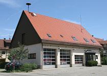 Gebäude der Feuerwehr